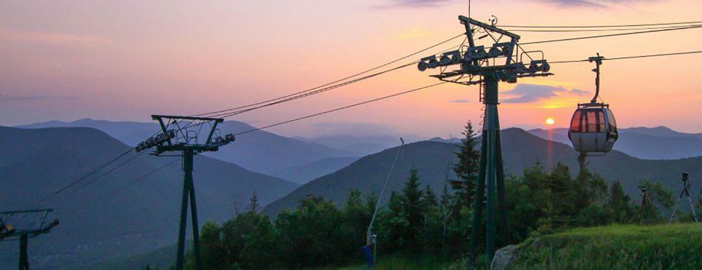 Loon Mtn. gondola