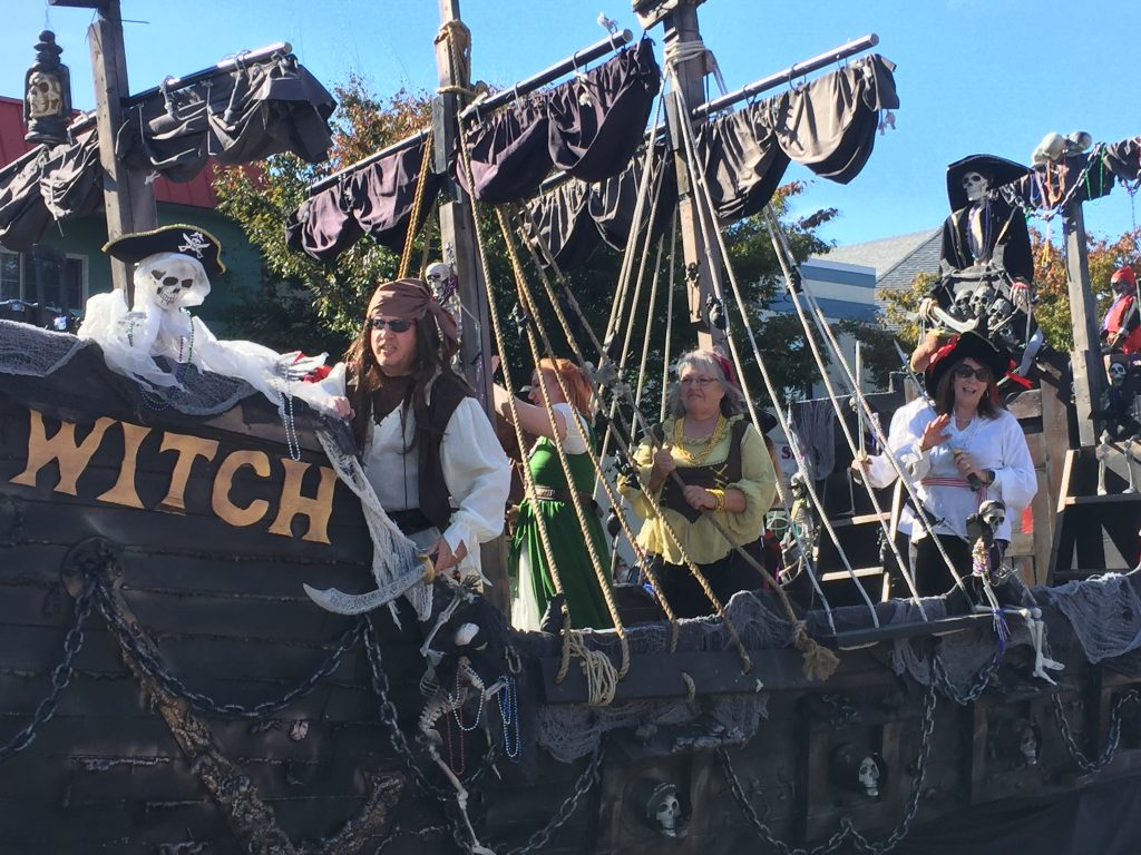 Sea Witch Pirates